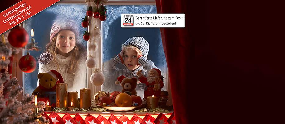 geschenkideen zu weihnachten in der weltbild weihnachtswelt. Black Bedroom Furniture Sets. Home Design Ideas