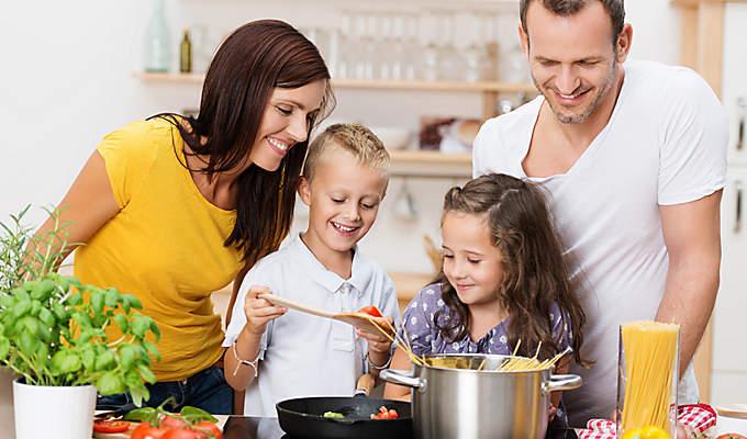 Bild Einstieg Ital. Küche