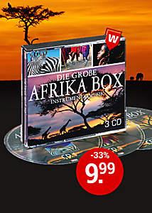 Bild CDs Afrika-Box