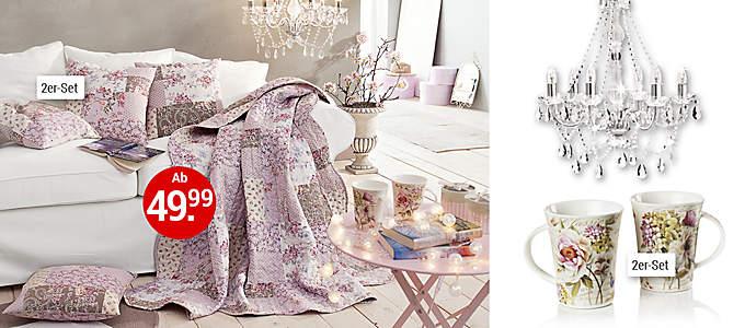 Bild Romantisches Wohnzimmer