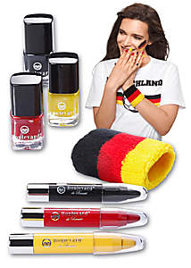 Bild Fan-MakeUp-Set