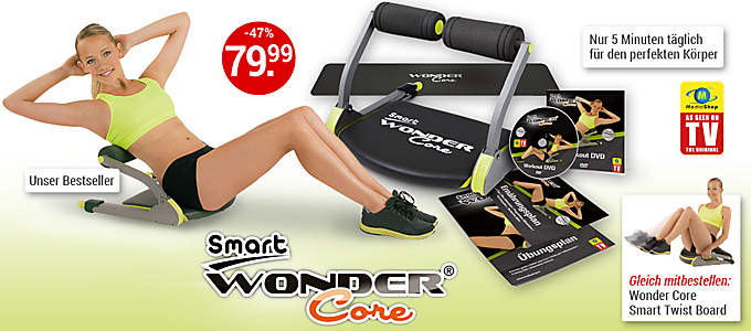 Bild Wonder Core Smart und Twist Board