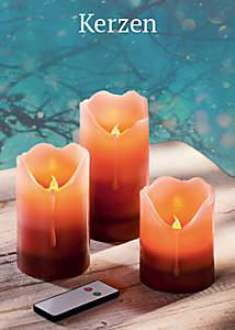 Bild Weihnachtsdeko/ Kerzen