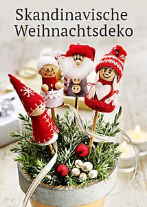 Bild Skandinavische Weihdeko