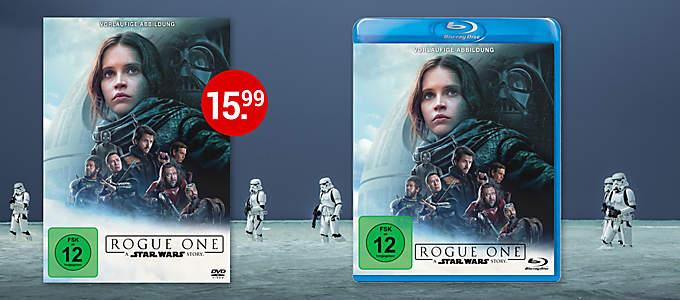 Bild Star Wars DVDs ohne Gutschein