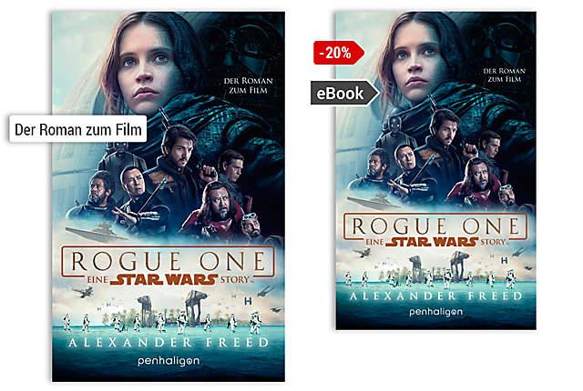 Bild  Star Wars Buch zum Film