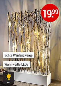 Bild LED-Zweige Natur