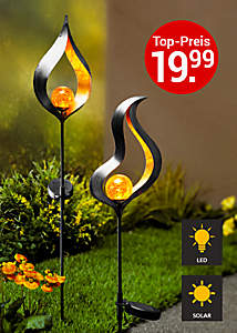 Bild Solargartenstecker Candela