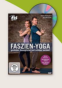 Bild DVD Faszien-Yoga