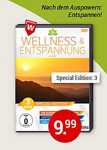 Bild DVD Wellness & Entspannung