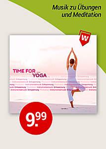 Bild CD Time for Yoga