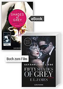 Bild Fifty Shades Darker Buch zum Film