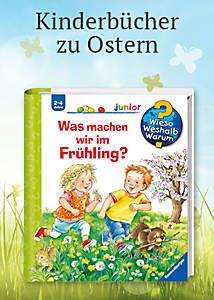 Bild Kinderbücher zu Ostern