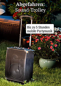 Bild Soundtrolley