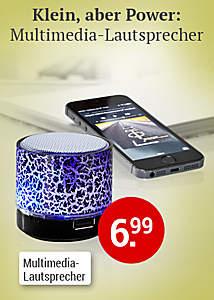 Bild Multimedia-Lautsprecher
