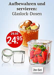 Bild Glaslock-Dosen