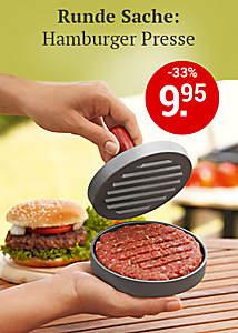 Hamburgerpresse