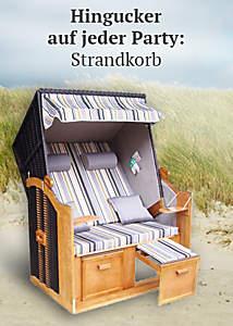 Bild Strandkorb