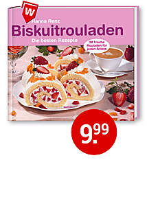 Bild Buch Biskuitrouladen