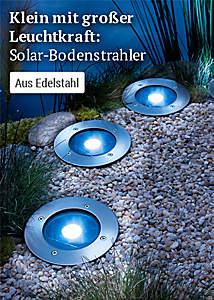 Solar-Bodenstrahler