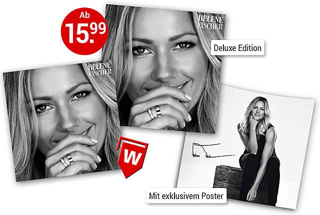 Helene Fischer 2017 - Bei uns mit exklusivem Poster! Jetzt bestellen!