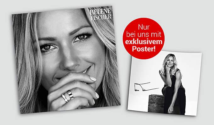 Helene Fischer 2017 - Nur bei uns mit exklusivem Poster!