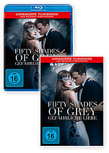 Bild Fifty Shades Darker DVD