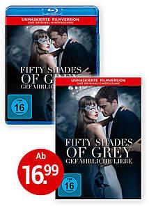 Bild Fifty Shades Darker DVD