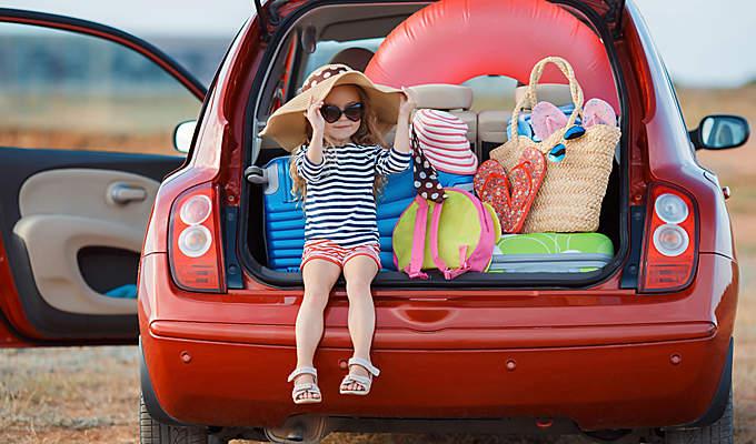 Reisen im Sommer