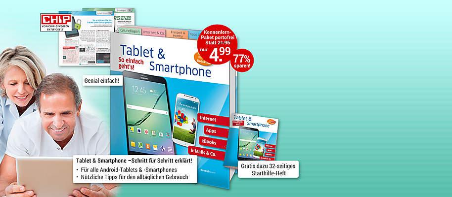 Tablet Smartphone So Einfach Gehts Weltbild Edition