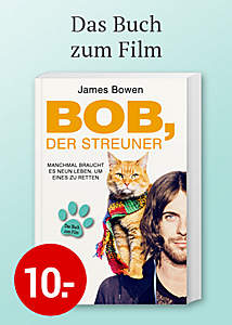 Bild Filmbuch Bob, der Streuner