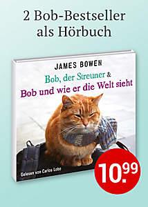 Bild Hörbuch Bob der Streuner