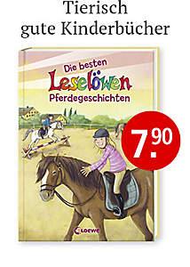 Bild Die besten Leselöwen Pferdegeschichten