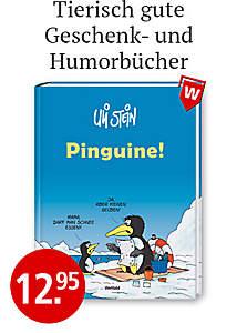 Bild Uli Stein Pinguine