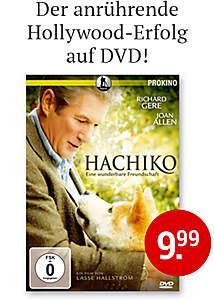Bild Hachiko, DVD