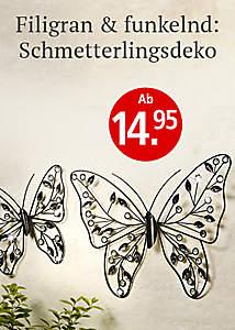 """Bild Deko-Trend """"Schmetterling"""""""