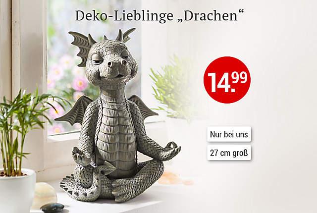 Bild Deko-Trend Drachen