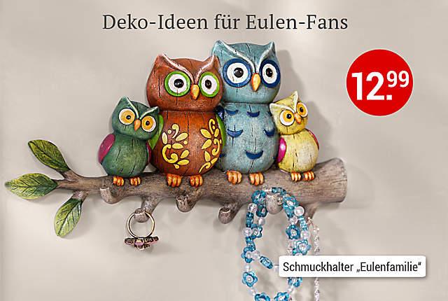 Bild Deko-Trend Eulen