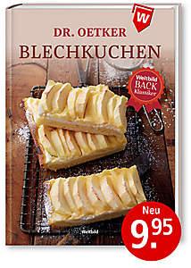 Bild Buch Blechkuchen