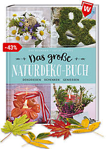 Bild Buch Das große Naturdekobuch