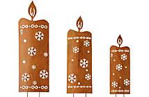 Bild Freisteller Kerzen