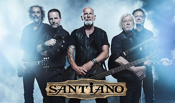 NEU: Santiano - Im Auge des Sturms