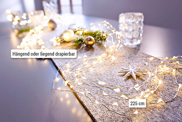 Bild Micro-LED Lichterbündel