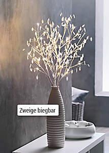 Bild Leuchtzweige Glamour