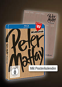 Blu-ray MTV Unplugged (Exklusive Version mit Posterkalender)