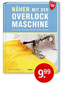 Bild Buch Overlock