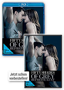 Bild DVD + Blue-ray FSOG 3