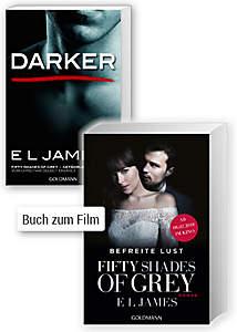 Bild Bücher FSOG 3 + Darker
