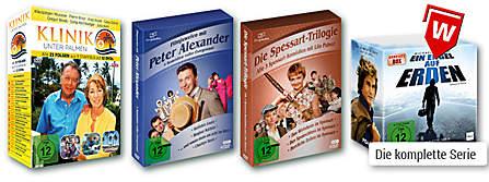 Bild DVDs als Exklusivausgabe