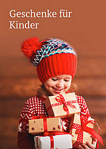 Bild: Geschenke für Kinder